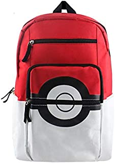 Fashion Pokemon Backpacks Anime Elf Ball School Bags Personalized Travel Outdoor Bag for Unisex