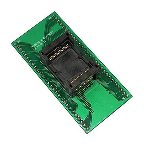 High order Free TSOP56 Programming Socket Pitch Chip 0.5mm 14x18mm Size Ope Overseas parallel import regular item