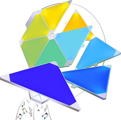 nanoleaf Light Panels (Aurora) Rhythm Musik & Sound Nachrüstmodul - 8