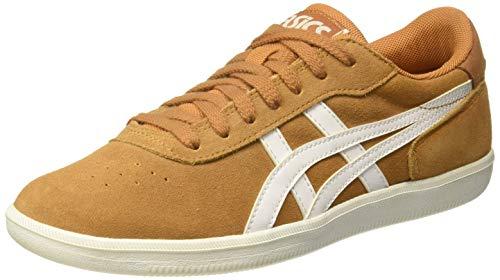 ASICS Herren Percussor TRS Low-Top Sneakers, Braun - Erdmännchen Braun Weiß - Größe: 39.5 EU