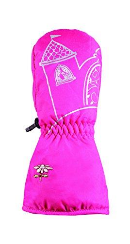 Roeckl gants waterproof bataille baby moufles pour enfants rose Rose rose bonbon 3