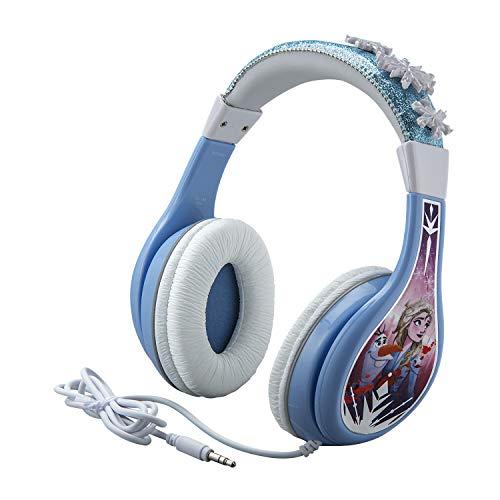 Disney Frozen Congelados - Auriculares para la música (Anna y Elsa)