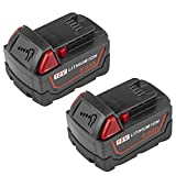 [2Pack] 18V 6.0Ah Replace Battery for...