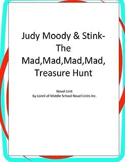 Judy Moody & Stink-The Mad, Mad, Mad, Mad Treasure Hunt