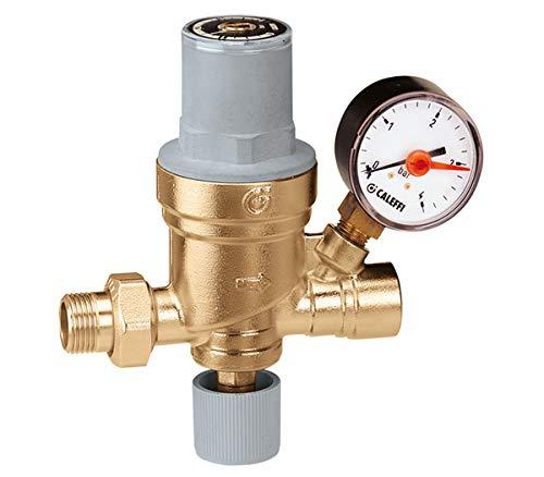 TA Heimeier Multilux 3851-02.000 Vanne thermostatique pour connecter 2 tuyaux filetage type R 1,27 cm