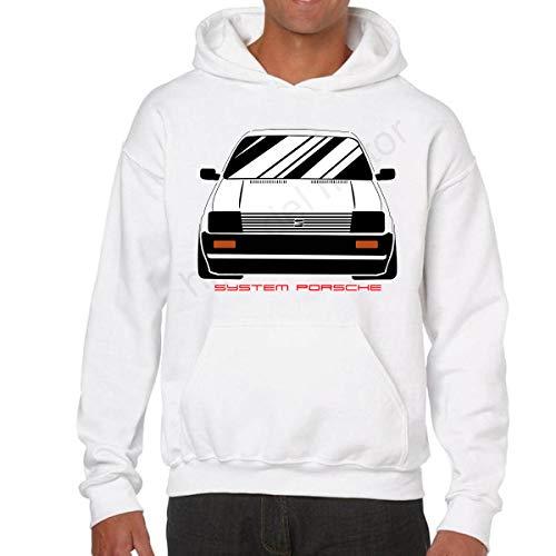 Desconocido Sudadera Seat Ibiza mk1 System Porsche (L)