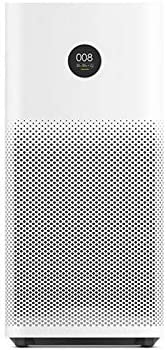 Xiaomi Mi 3H air purifier 45 m² 64 dB Black,White 38 W Mi Air Purifier 3H, 45 m², 64 dB, 1.5 m, 380 m³/h, 60 m³/h, Bl...