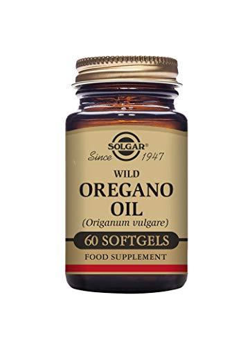 Solgar Aceite de Orégano Silvestre - 60 Perlas