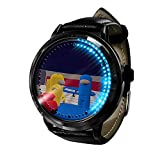 Among Us Clock Watch Anime LED Pantalla táctil Digital Cuarzo Impermeable Relojes de Pulsera Chico Chica Novedad Deportes Cosplay Cartoon Cool Unisexo para Niños Reloj Regalo