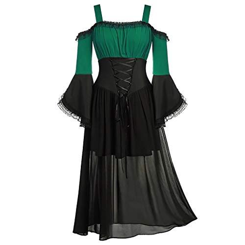 Vestidos Medievales para Mujer Vestido Medieval Mujer Vestidos Manga Larga Disfraz Princesa nia Vestidos Invierno Mujer Vestidos de Mujer Vestidos Blancos Disfraz Adulto Disfraz Gotica Disfraz