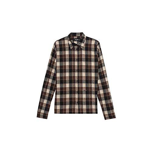 DSQUARED2 Comprobar Shirt Multi Coloured Small