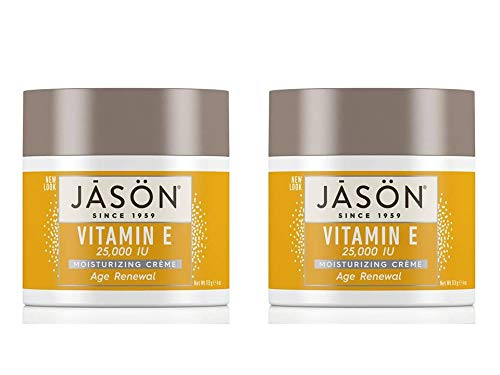 (2 Pack) - Jason Bodycare - Vitamin E 25000 Iu | 113g | 2 PACK BUNDLE