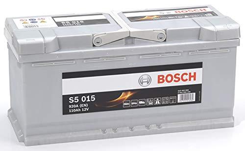 Bosch S5015 Batería de automóvil 110A/h-920A