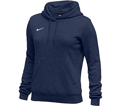 Nike Women's Training Hoodie Navy Small