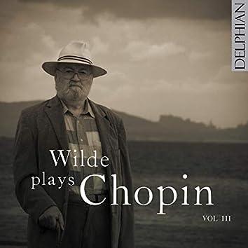 Wilde Plays Chopin Vol. 3