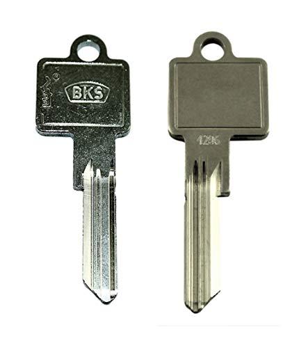 100x Schlüssel Rohlinge Rohling DO220 1658 DM5RN DOM-21D DM119 DOM Profil 333 RN