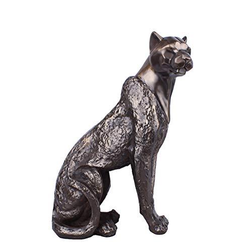 LWPCP Produits artisanaux en résine, Maison Créative Décoration de Salon Collection de Sculptures de Bureau Cadeaux