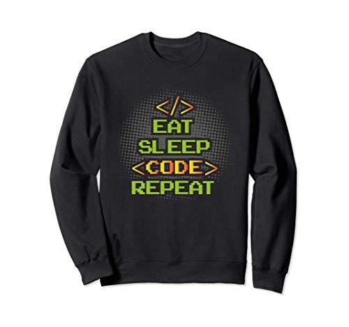 Programador Informático Sudadera