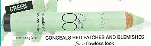Ideal Flawless CC Concealer Stick - NEUTRALISING GREEN by Ideal Flawless
