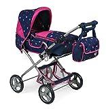 Bayer Chic 2000 586T72 Bambina - Carrito para muñecos, Color Rosa