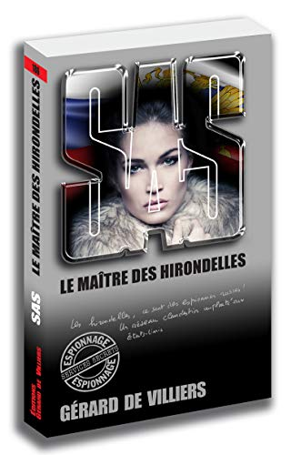 SAS 186 Le maître des hirondelles