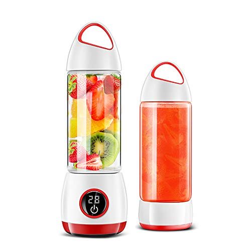 Learn More About BSJZ USB Blender Easy to Use and Clean Portable Juicer Environment Friendly Materia...