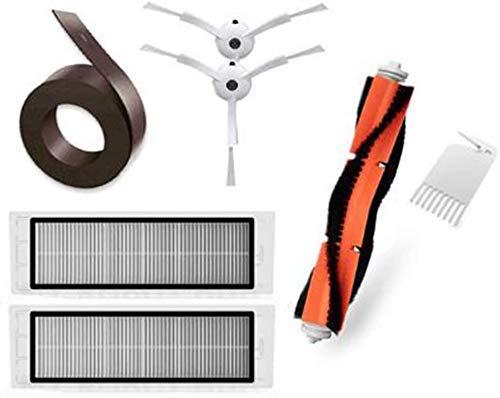 DONGYAO 2 piezas de accesorios de filtro para aspiradora Philips FC8146 FC8134 FC8142 FC8136 (tamaño: B) para aspiradoras (tamaño: A)