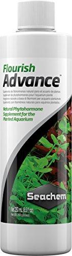 Seachem Flourish Advance Complément pour Plantes d'aquarium – Pack de 25 x 250 ML