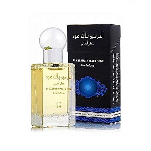 Al Haramain Black Oudh 15Ml Floral Attar