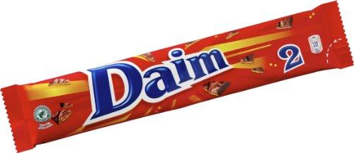 Daim Riegel 2er Pack 56 g, 6er Pack (6 x 56 g)