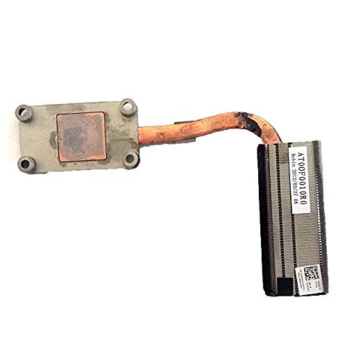 Ventilador de refrigeración para CPU compatible con Dell Inspiron 15R 5520 5525 7520 Vostro 3560 DFS501105FQ0T FB93.