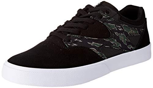 DC Shoes Herren Kalis Vulc SE Skateboardschuhe, Black Camo, 38.5 EU