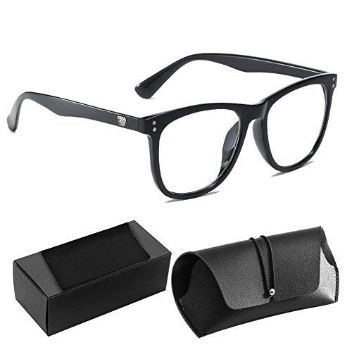 Blaulichtfilter Brille,Blaufilter Brille,Blue Light Blocking Glasses,Computerbrille,Anti Blaulicht Brille,PC Gaming Brille Anti Augen Müdigkeit für Frauen und Männer