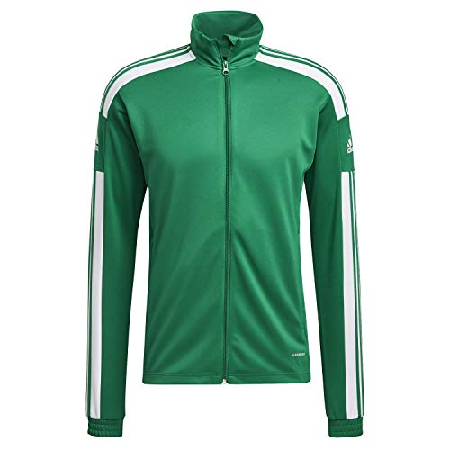 adidas Performance Squadra 21 Trainingsjacke Herren grün/weiß, S