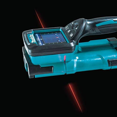 Makita DWD181ZJ 18V LXT Lithium‑Ion Cordless Multi-Surface Scanner, with Interlocking Storage Case