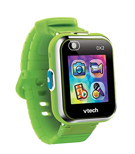 Vtech 80-193884 Kidizoom Smart Watch DX2 grün Smartwatch für Kinder Kindersmartwatch