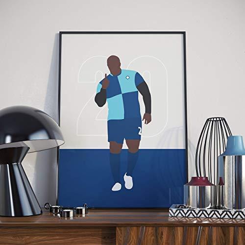 Adebayo Akinfenwa, Wycombe Wanderers Poster
