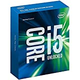 Intel BX80662I56600K - Procesador Intel Core i5-6600K (3.5 GHz a 3.9 GHz, 14 NM, 6 MB SmartCache), Gris