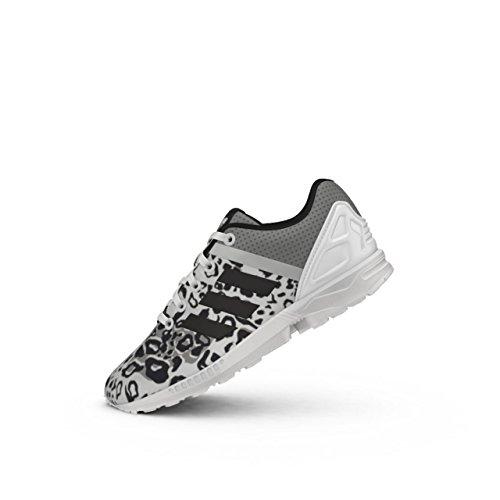 Adidas Zx Flux Split K - ltonix/cblack/ftwwht, Größe:5