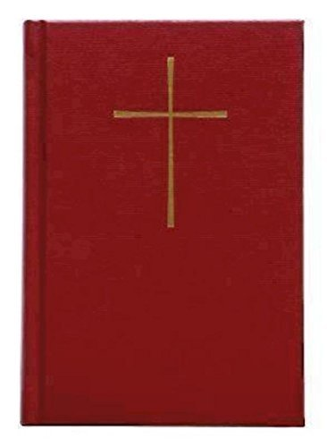 Selections from the Book of Common Prayer Spanish-English: Red Hardcover (Spanish Edition)