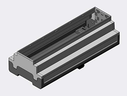 apraRail Gehäuse DB 12 Module, offen, unbelüftet, Standard, 1 Stück