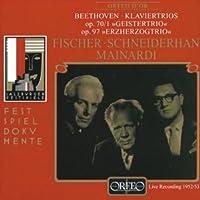 Beethoven - Piano Trios by Ludwig Van Beethoven (2002-07-29)