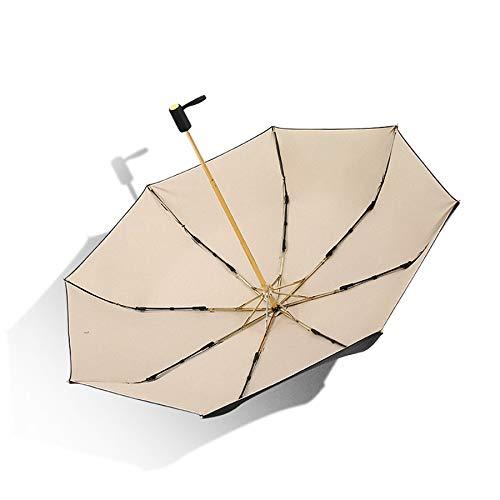 SSNNBB Parasol De Haute Qualité, Petit Parasol, Coupe-Vent