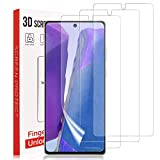 [3-Pack] OEAGO Compatible with Samsung Galaxy Note 20 Ultra(6.9 INCH) Screen Protector,3D[New...