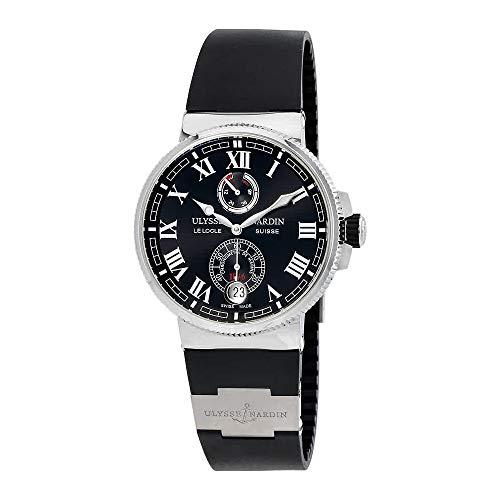 Ulysse Nardin Marine - Reloj automático de 43 mm con cronómetro