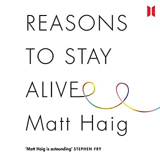 Reasons to Stay Alive cover art