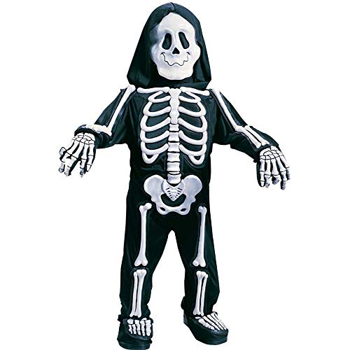 Fun World baby boys Costumes Totally Skelebones infant and toddler costumes, Multicolor, Small US
