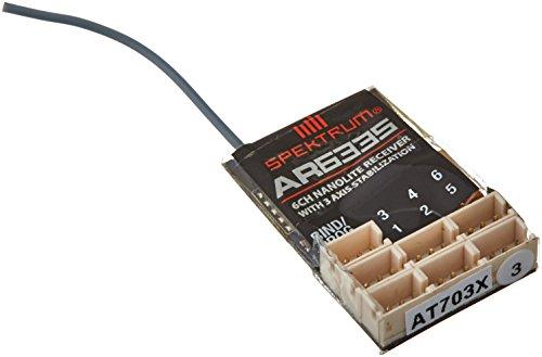 Spektrum Ar6335 6-Kanal AS3X NanoLite Receiver
