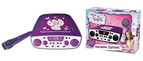 Giochi Preziosi Disney Canta Tu Karaoke System, Violetta