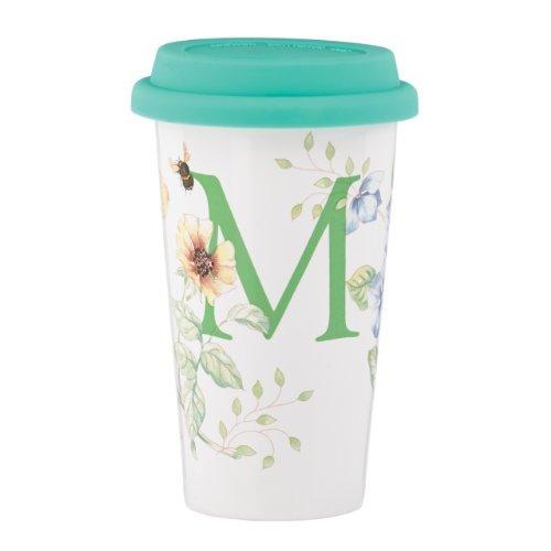Lenox Butterfly Meadow Thermal Travel Mug, M by Lenox